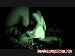 Caught Cheating Wives Riding In Hidden Cam