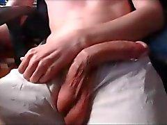 Varias escenas de wanking vatos a sus peckers duro en webcam