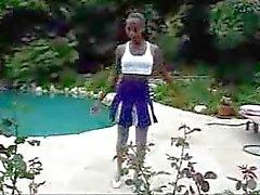 Black Cheerleader Kokoa