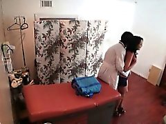 Brunette Getting Banged On Spy Cam In Doctors Office