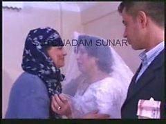 Türk Düğün - Meryem karım ile birlikte Lanet olası