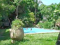 Lateinisch Twinks sowie Kerlen At the pool zwei