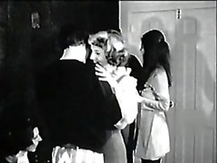 First Party Scene, Four on the Floor (1969 vintage softcore)