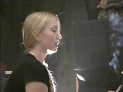 Britney Smoking