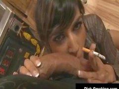 Smoking And Sucking