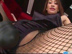 Naughty toy porn with kinky ass Yuu Kusunoki