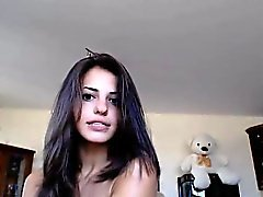 Horny Petite Girl Webcam Live Show