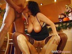 Magda Polak - Big Titi Babe Fucked in Bar