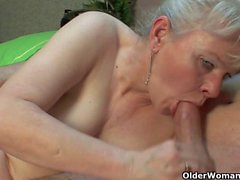 Hot grannies who prefer younger men for sex