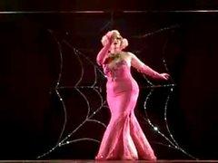 Spider Dance by Big Arse Nordic-Western Blonde Woman
