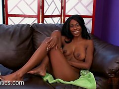 Montana Starr Loves to Show You Her Spread