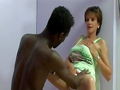 Lady Sonia Takes BBC At The Glory Hole
