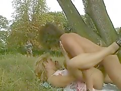 vaalea kaksinkertaistuivat outdoors