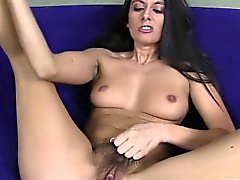 Nikki Daniels is a horny brunette with a hot body and a big