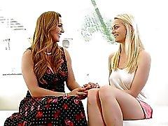 Tanya Tate and Alli Rae at Mommys Girl