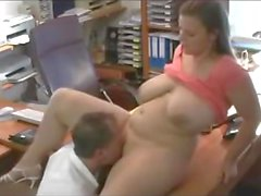 Bbw at the office 1fuckdatecom