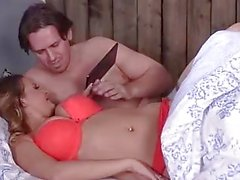 Fuckin HD - Horny Girlfriend Takes Deep anal from 2 Guys
