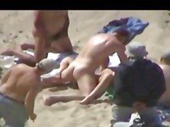 Bonanza Sexo Amador fantástica praia!