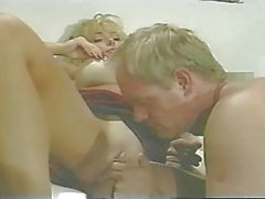Fabulous Fake Titted Lovette Fucks His Ass First!