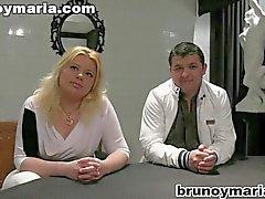 jamona rubia Espanola it Follando brunoymaria