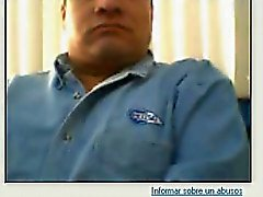 Rak killar fötterna på webbkamera # 478
