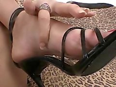 Grote voet teaser