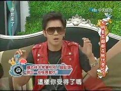 Kiinalaisen esiintyvän näyttelijättären yleislähetyspalvelun leviämisen varpaillaan