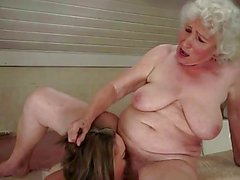 Best of Old Young Lesbian Love