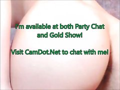 Webcam private show short clip with beauty girl
