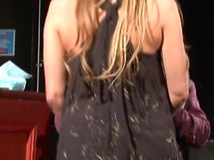 Antonia Deona and her husband are on vacation, stopping...