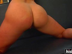 Sweet blonde knows what a guy wants