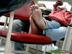 Brazilian Girls Feet And Soles Exposed
