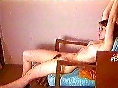 TORTURE music video vintage teen striptease stockings nylons