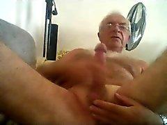 Silver gö¤üs dedem masturbasyon ve boşalmak