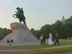 russian wedding hot