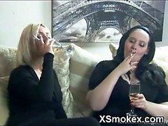 Explicit Smoking Teen Hungry Sex