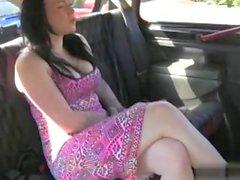 Brit fatevi ingannare nel cazzo una Cabbie