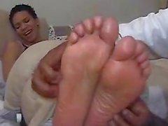 Olyvia Feet Tickled 2