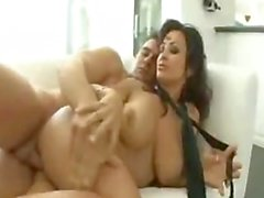 Lisa Ann takes a Anal Pounding and creampie