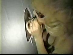 Swinger gloryhole wife