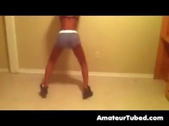 Bbe bring it back sexy dancing shake booty