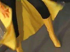 Batgirl Marie McCray