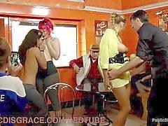 Public Sex Party