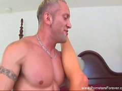 Pornstar Threesome Turns Nasty For Blonde And Redhead