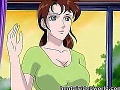 Los recuerdos de convierten en mierda de Hentai