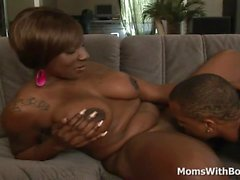 Fat Ass Black Mature Kelly Starr Hardcore Couch Fuck