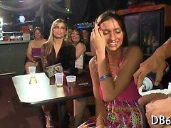 Die Partei erhält Wild mit diesen geilen pratty Mädchen