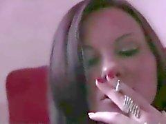 Smoking Fetish POV Blowjob