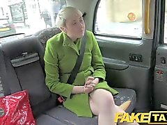 FakeTaxi - Lady gets two bum deals in one day