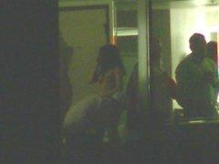 Vegas Hotel Window 3